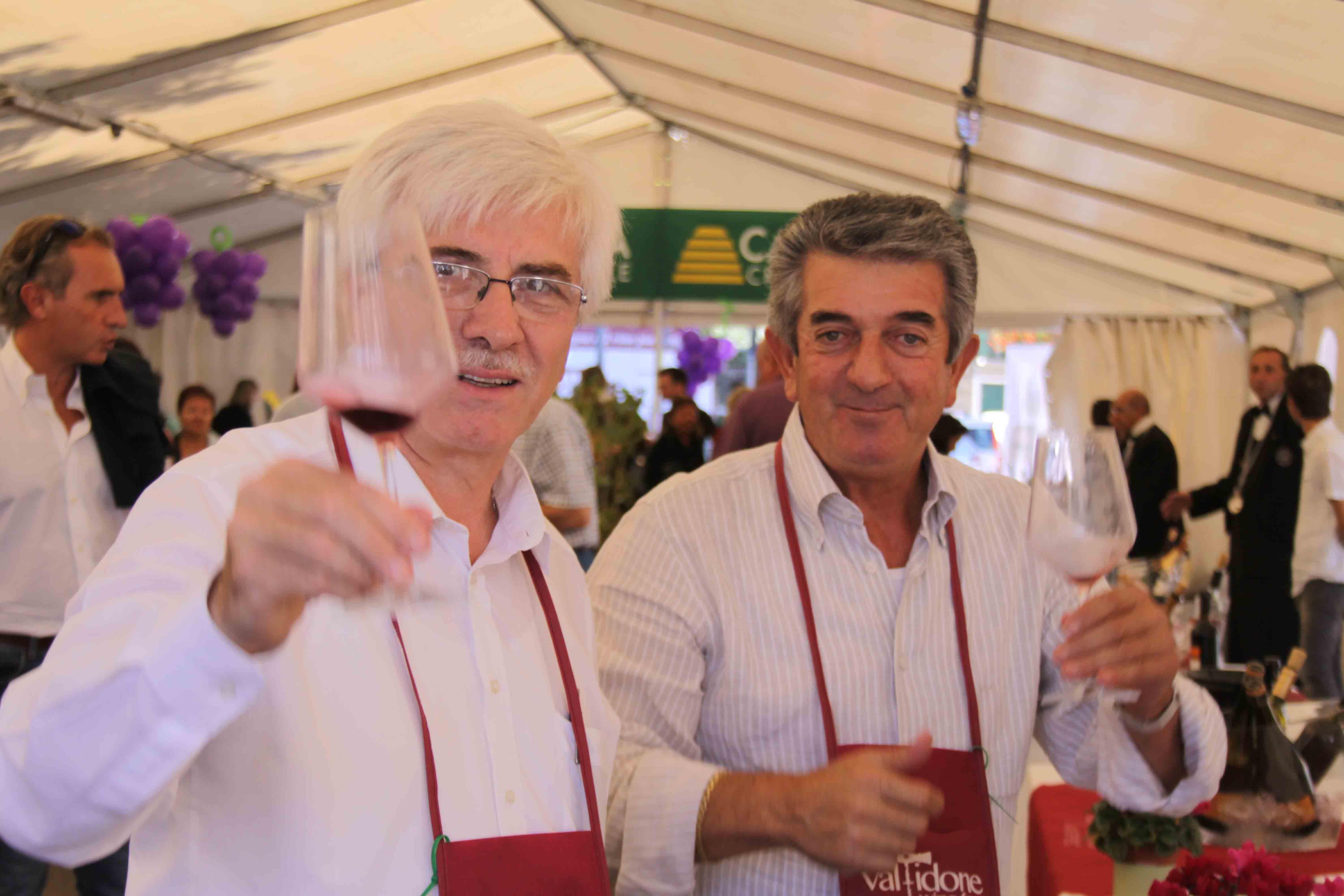 Valtidone Wine Fest, il passito sotto i riflettori a Nibbiano