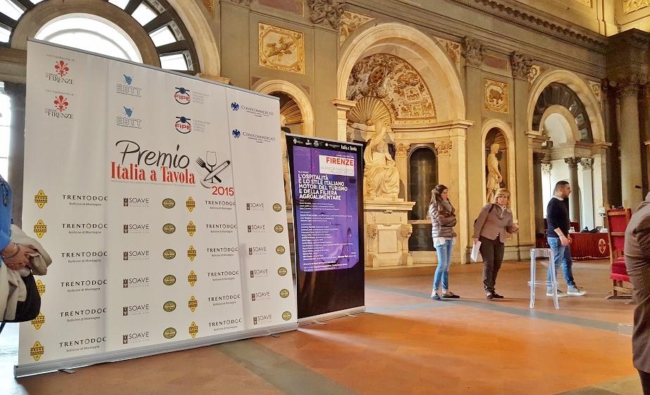 Premio Italia a Tavola 2016