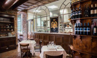 Taverna Moriggi di Milano