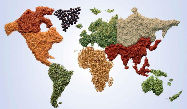 Cucine etniche: ecco alcune delle diete più sane del mondo ...