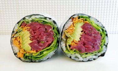FUSHO sushi burrito a Milano