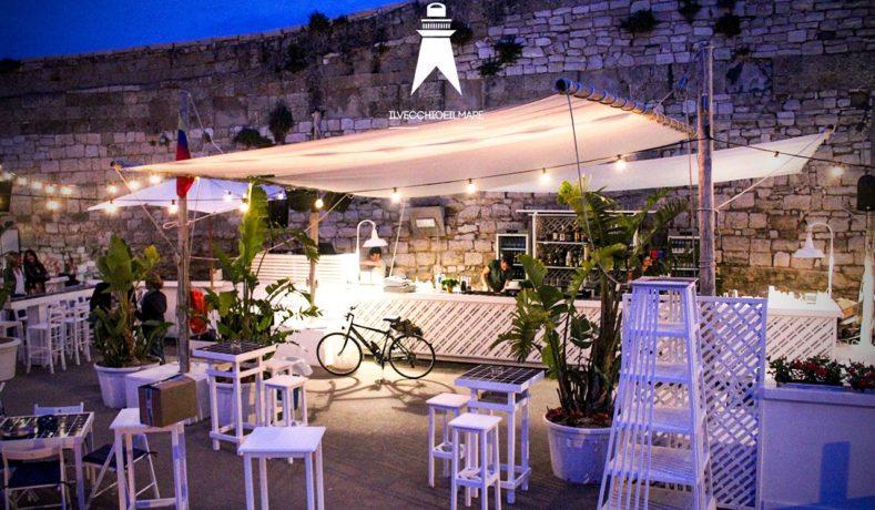 Sapori in terrazza 2019 a Trani