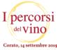 I percorsi del vino 2019 Corato, 3a edizione tutta da scoprire