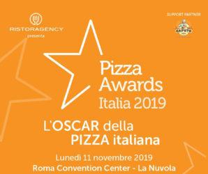 Pizza Awards 2019: gli Oscar della Pizza Italiana