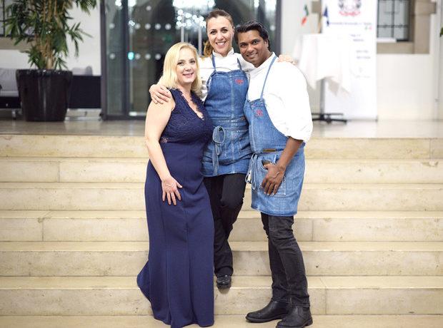 """Al Fornello da Ricci cambia nome: nasce il ristorante """"Antonella Ricci Vinod Sookar"""" con nuovo sito e nuovo libro in inglese"""