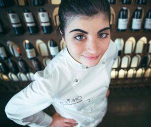 Il favoloso mondo di Solaika nelle cucine di Primo Restaurant a Lecce