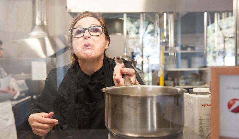 L'universo sconfinato di Daniela Montinaro e del suo ristorante Le Macàre di Alezio