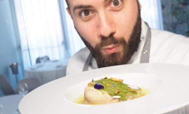 Chef Jakopo Simone Gioja Restaurant Altamura Murgia