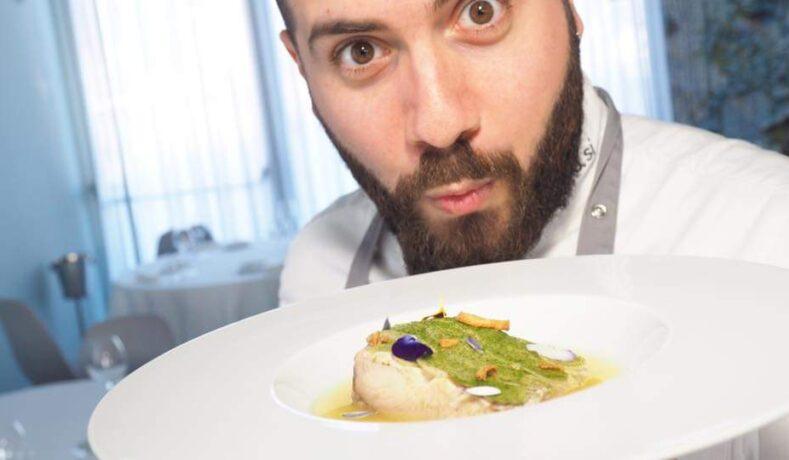 Intervista a Jakopo Simone, chef del Gioja Restaurant