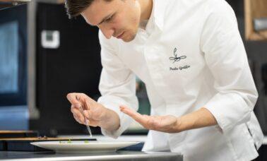 Chef Paolo Griffa - Intervista di Mario Pennelli