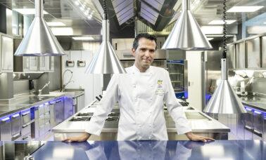Chef Luca Landi ristorante Lunasia Intervista