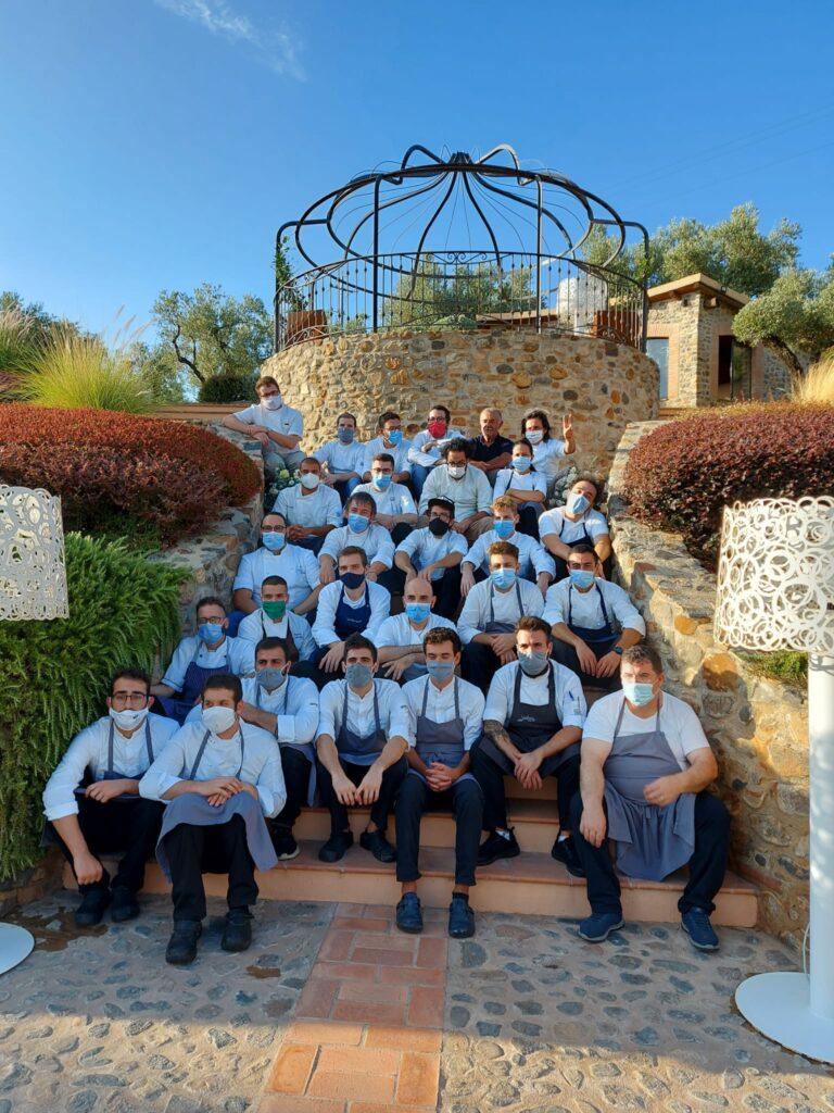 Gruppo chef Spessore 2020 Calabria Oraviaggiando