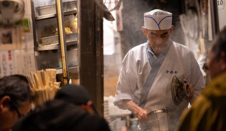 Come è fatta la vera cucina giapponese?