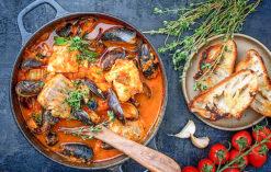 zuppe di pesce famose in Italia