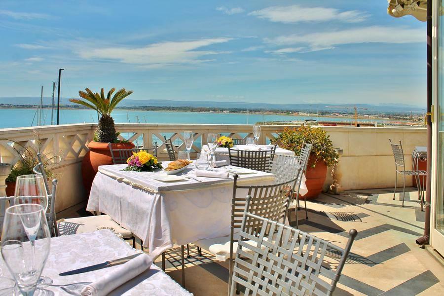 Ortigia - Siracusa - ristoranti dove bere e mangiare all'aperto