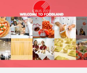 Cibus 2021, a Parma: la prima fiera dell'anno dedicata all'agroalimentare tutto italiano