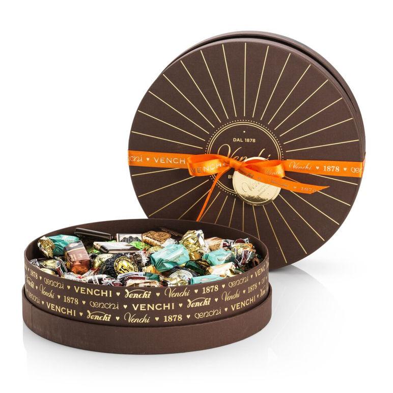 La storia del cioccolato Venchi